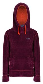 Regatta Girls Hunny Hooded Fleece