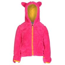 Girls Cutiepie Hooded Fleece