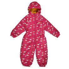 Regatta Girls Printed Splat Suit