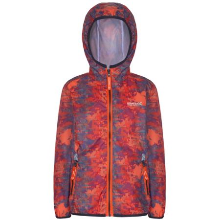 Regatta Girls Printed Lever Jacket