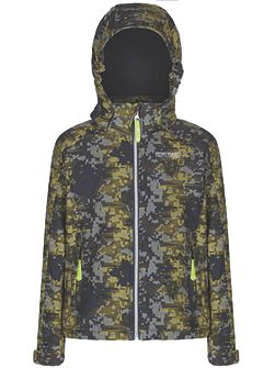 Boys Clopin Softshell Jacket