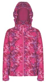 Regatta Girls Clopin Softshell Jacket