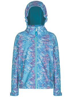 Girls Clopin Softshell Jacket