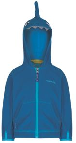 Regatta Boys Kiddo Shark Hood Zip-Up