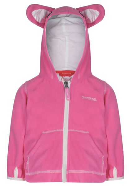 Regatta Girls Kiddo Animal Hood Zip-Up