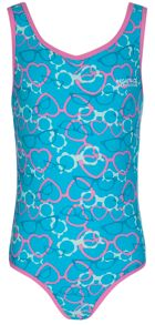 Regatta Girls Diver Swimming Costume
