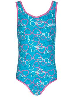 Girls Diver Swimming Costume