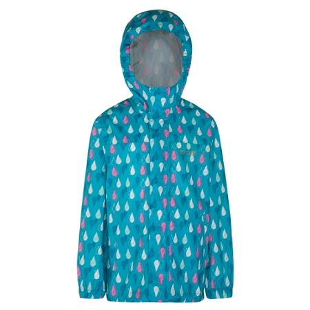 Regatta Girls Printed Pack-It Jacket