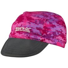 Regatta Girls Kids PackIt Peak Cap