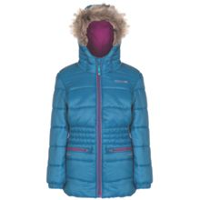 Regatta Girls Skyward Quilted Parka