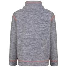 Regatta Boys Berty Half-Zip Marl Fleece