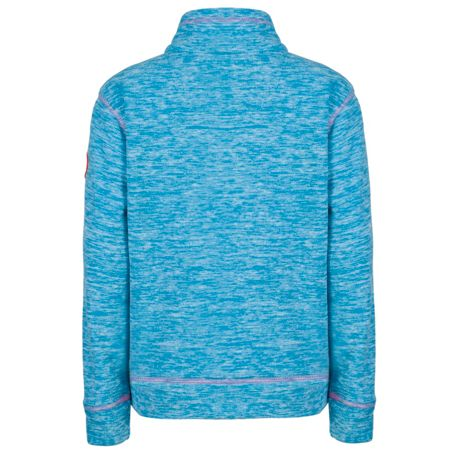 Regatta Girls Berty Half-Zip Marl Fleece