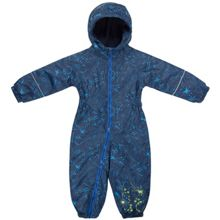 Regatta Baby Boys Printed Splat Suit