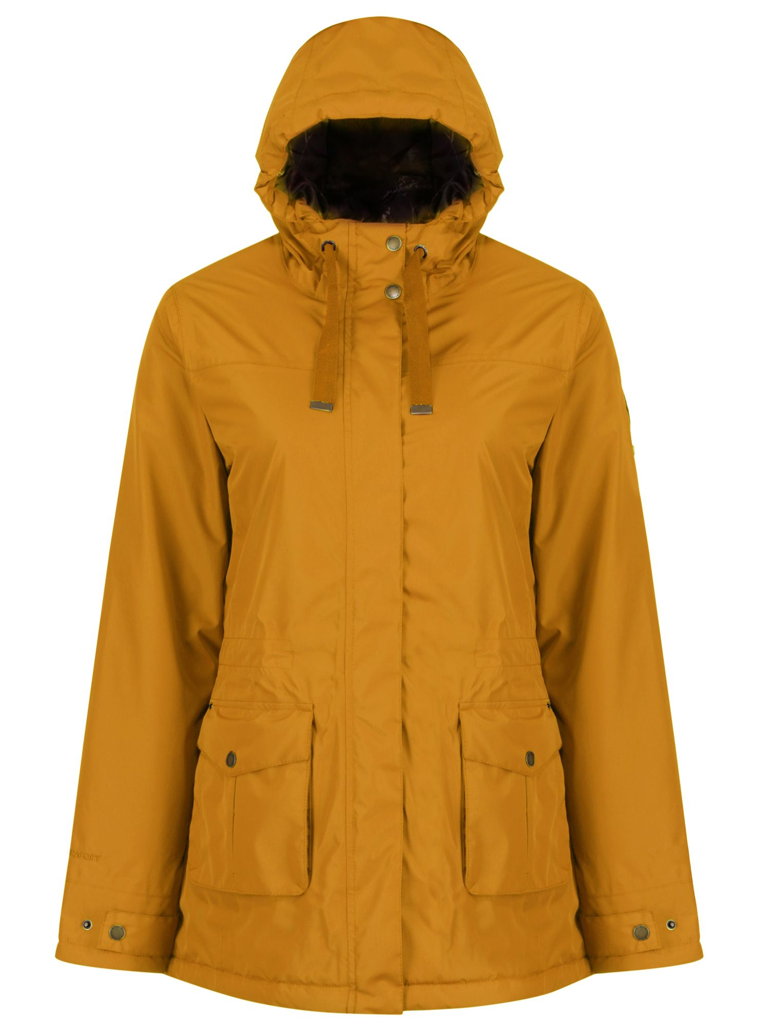 Regatta Beatriz Waterproof Jacket, Yellow