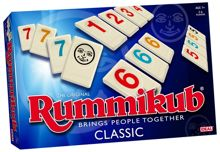 John Adams Rummikub classic game