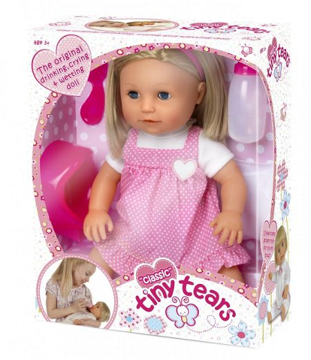 Tiny Tears Classic Tiny Tears Doll
