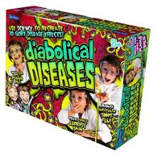 Diabolical diseases science set
