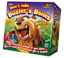 Don`t take Busters Bones