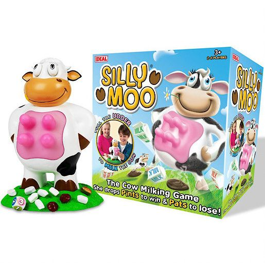 Silly Moo Game