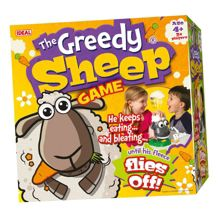 Greedy Sheep Game
