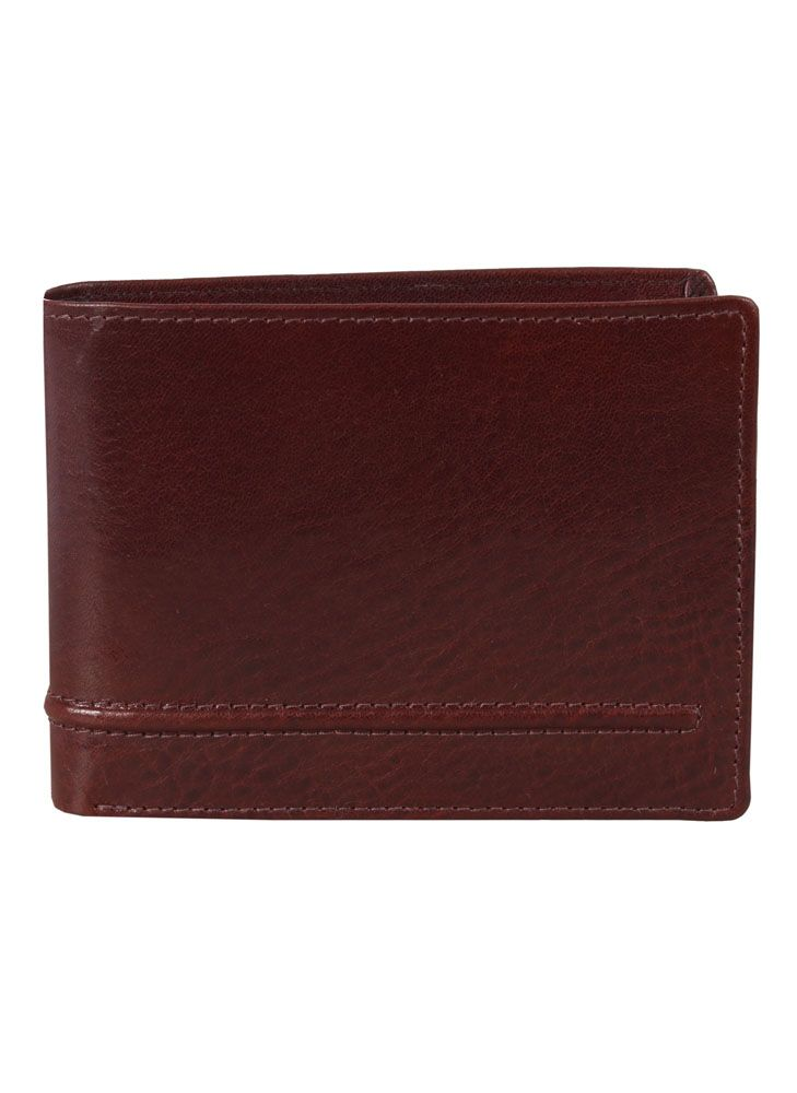 Waxed Leather wallet