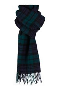 Dents Lambswool Scarf