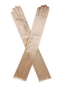 Ladies 16BL Plain Stain Evening Glove