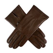 Dents Ladies unlined leather glove with palm vent