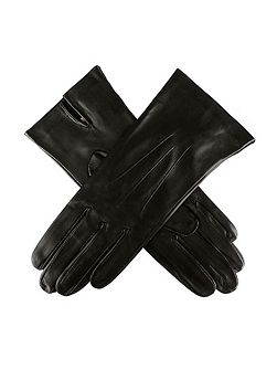 Dents Unlined leather glove with palm vent