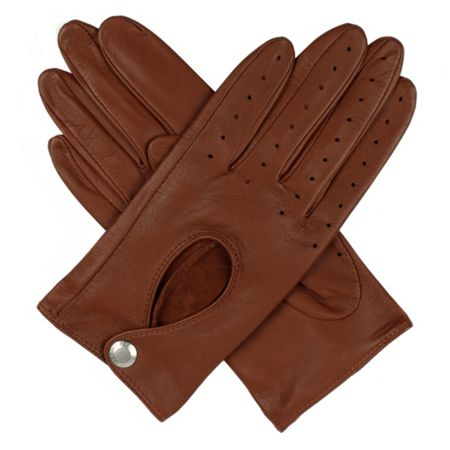 Dents Women`s leather driving gloves