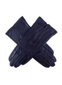Dents Ladies unlined leather gloves