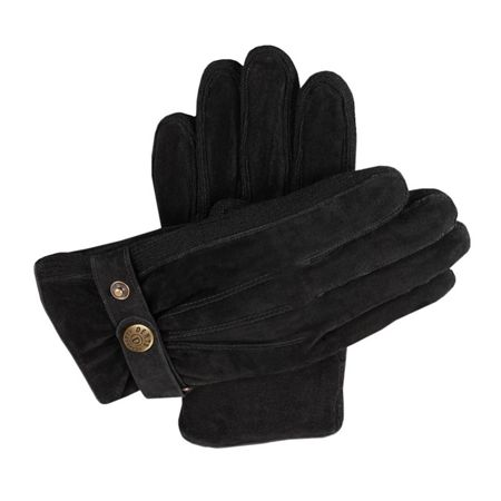 Dents Mens casual suede gloves