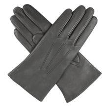 Dents Ladies leather glove with acrylic lining