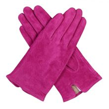 Dents Womens suede gloves