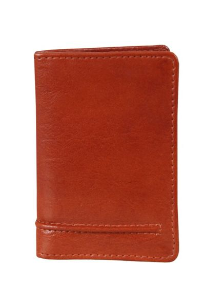 Dents Mens leather card case