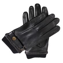 Dents Mens casual leather gloves