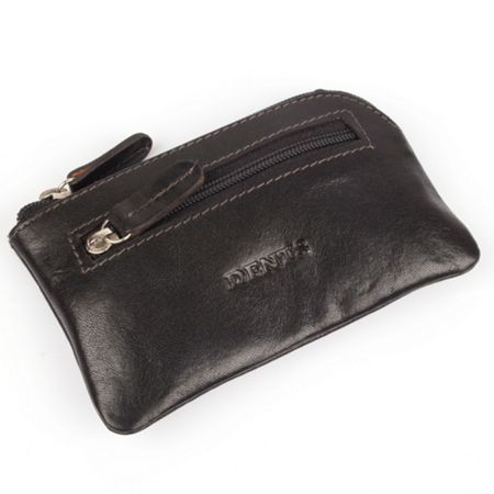 Dents mens zip top pouch