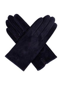 Dents Ladies classic pig suede glove