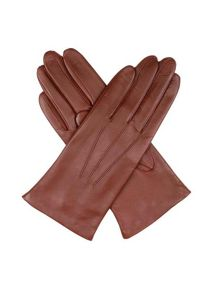 Ladies lined leather glove