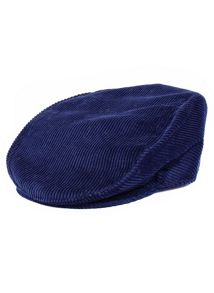 Dents Cotton Flat Cap