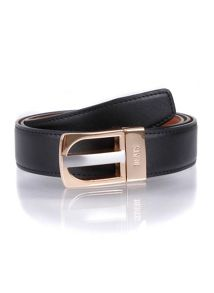 Dents Mens Leather Belt
