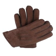 Dents Mens handsewn lambskin glove