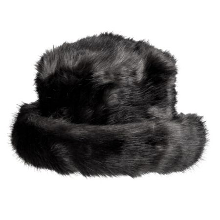 Dents Faux fur hat