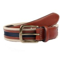Dents Mens webbing belt