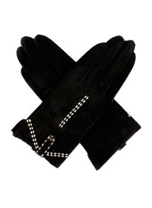 Ladies Pig suede Glove