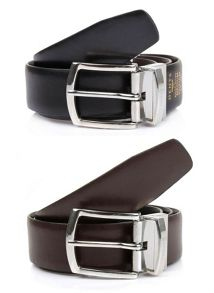 Dents Formal Leather Belt