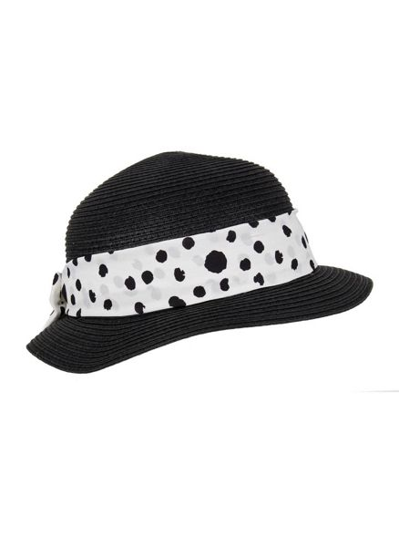 Dents Ladies  paperstraw pull on sunhat