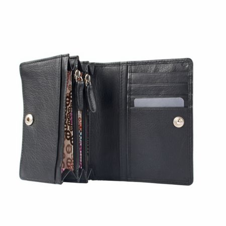 Dents Ladies small flap over purse