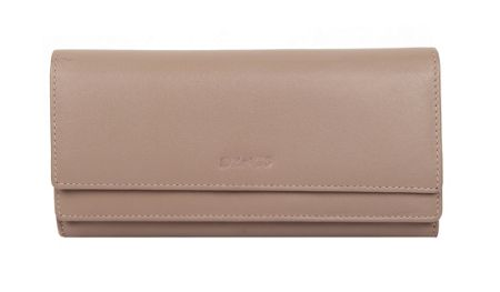 Dents Ladies double flap over purse