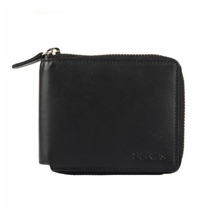 Dents Mens Plain Card Holder